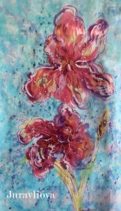 iris-rose